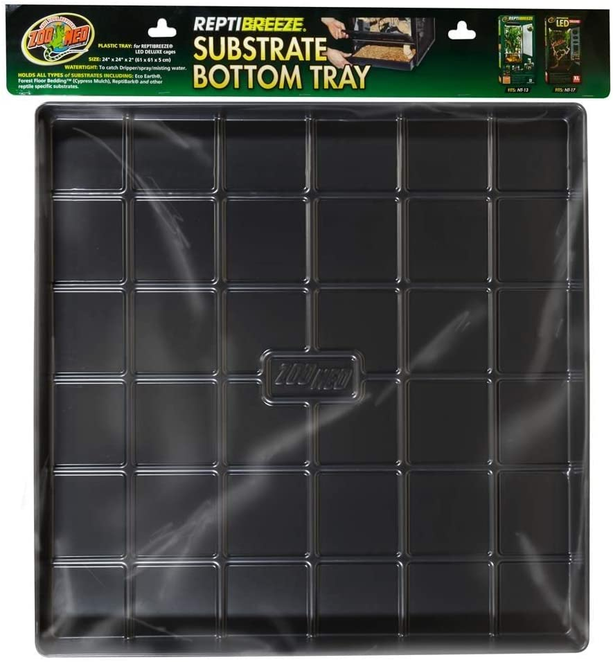 Zoo Med ReptiBreeze Substrate Bottom Tray