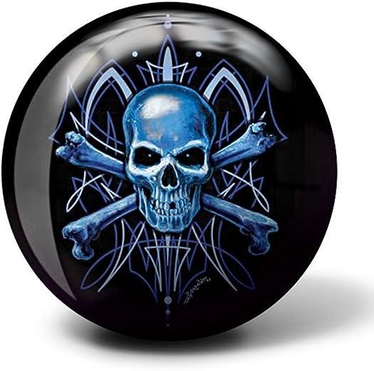 Brunswick Skull Viz-A-Ball