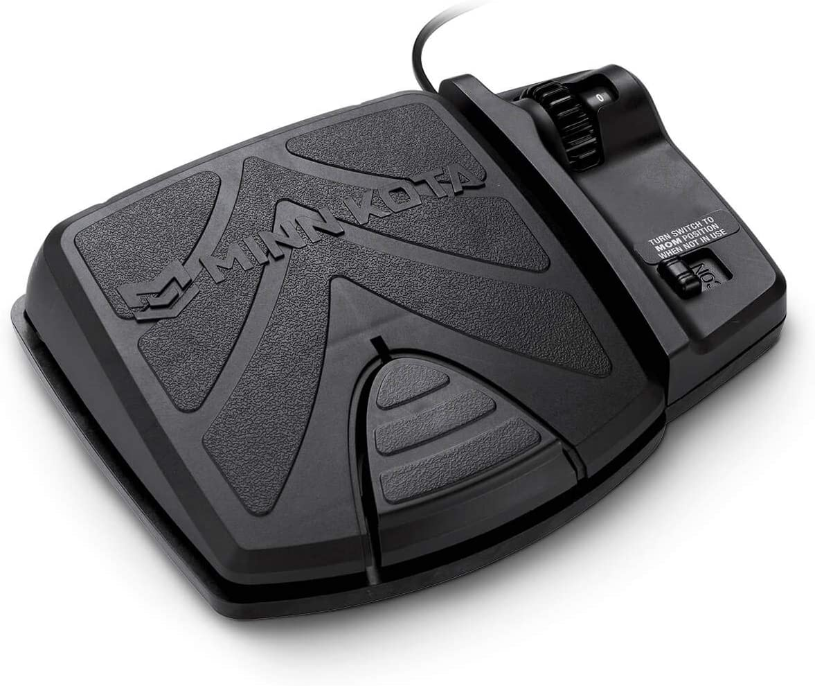 MinnKota 1866070 PowerDrive BT Trolling Motor Corded Foot Pedal