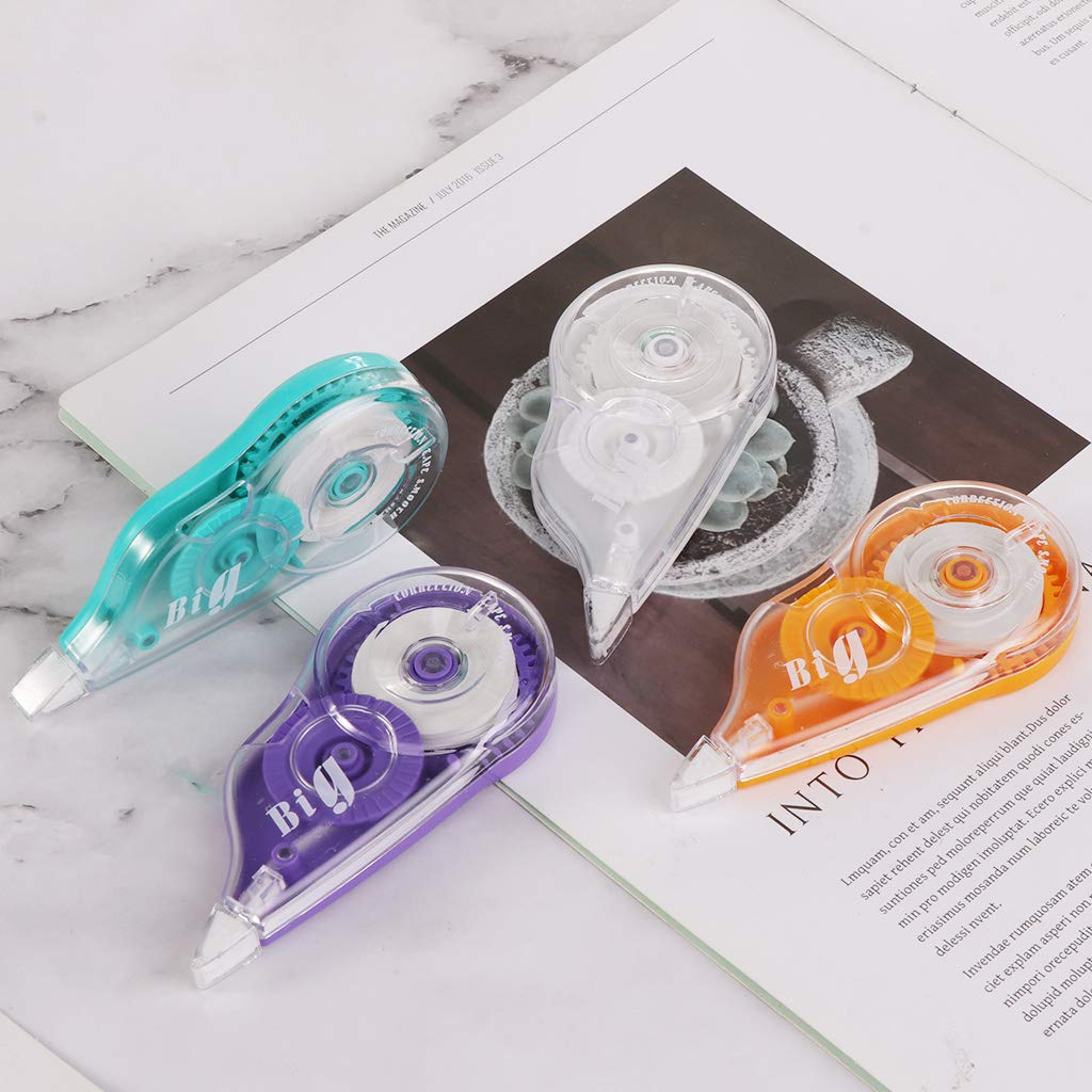 6X\Set Correction Tape Correct Traces Student Office NEW^