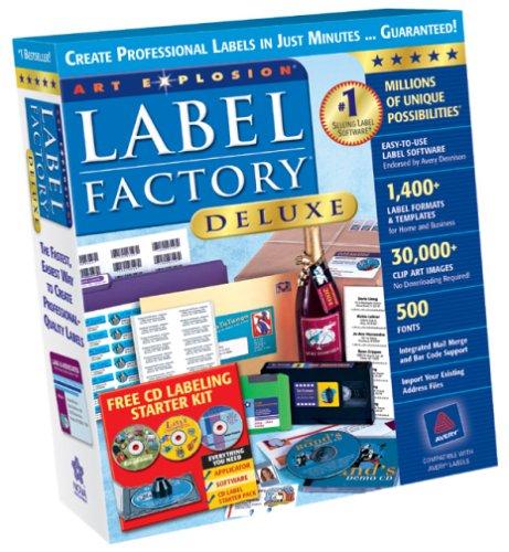 Label Factory Deluxe 2.0
