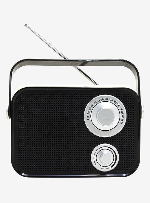 Review Polaroid Black Retro Wireless