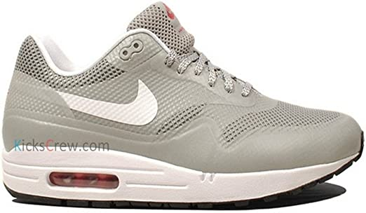 : Air Max 1 Fuse silver white 543213 016 size 8