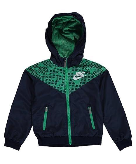 8018522ad67a Amazon.com  Nike Little Boys  Windrunner Jacket  Sports   Outdoors