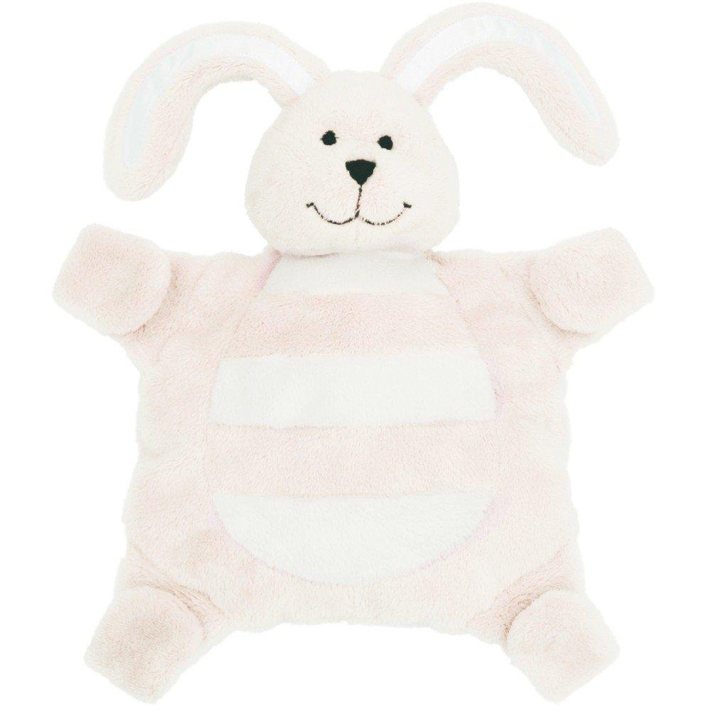Sleepytot Maniquí Bunny con botón de adaptadores para ringless chupetes Pale Pink Talla:pequeño