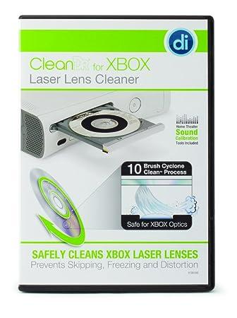 Digital Innovations 07451 Limpiador de lente láser CleanDr para Xbox 360