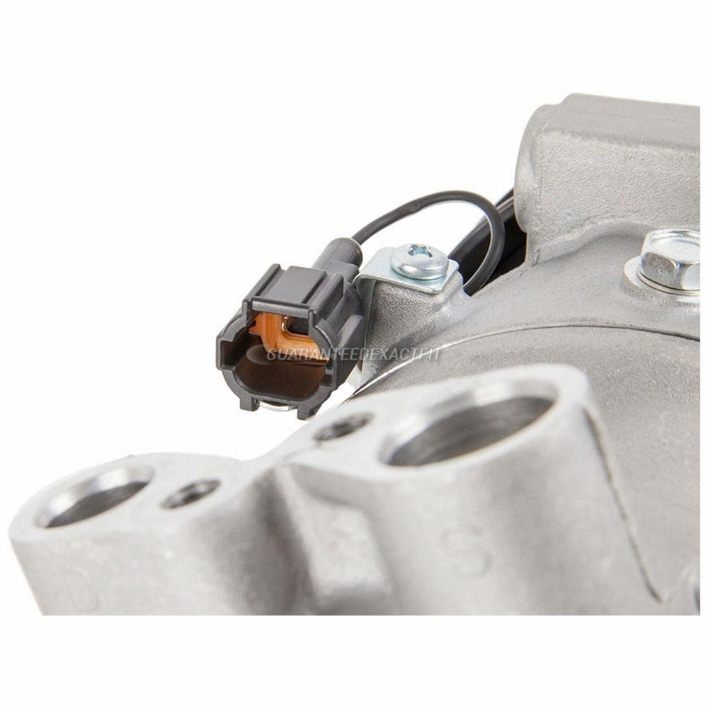 Amazon.com: AC Compressor & A/C Clutch For Nissan 350Z 2003 2004 2005 2006 - BuyAutoParts 60-02183NA NEW: Automotive