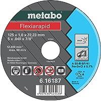 Metabo 616187000 - Disco tronzar a60-r