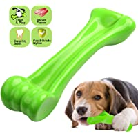 oneisall Dog Toys for Aggressive Chewers,Indestructible Pet Chew Toys Bone for…