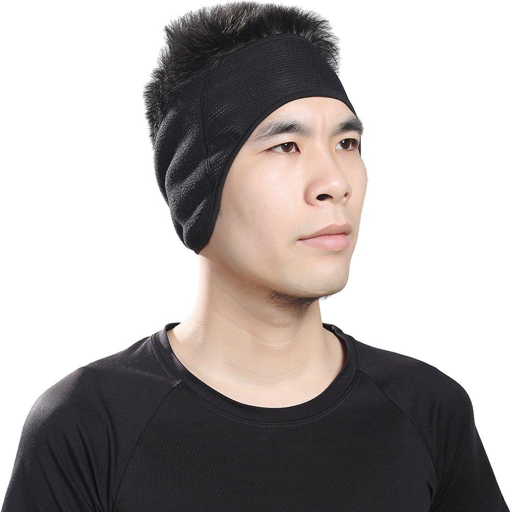 MIFULGOO Balaclava Ski Mask Fleece Face Cover Windproof Hood Cold Winter Weather Snow