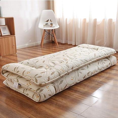 Amazon.com: MO&SU - Colchón de futón japonés plegable, de ...