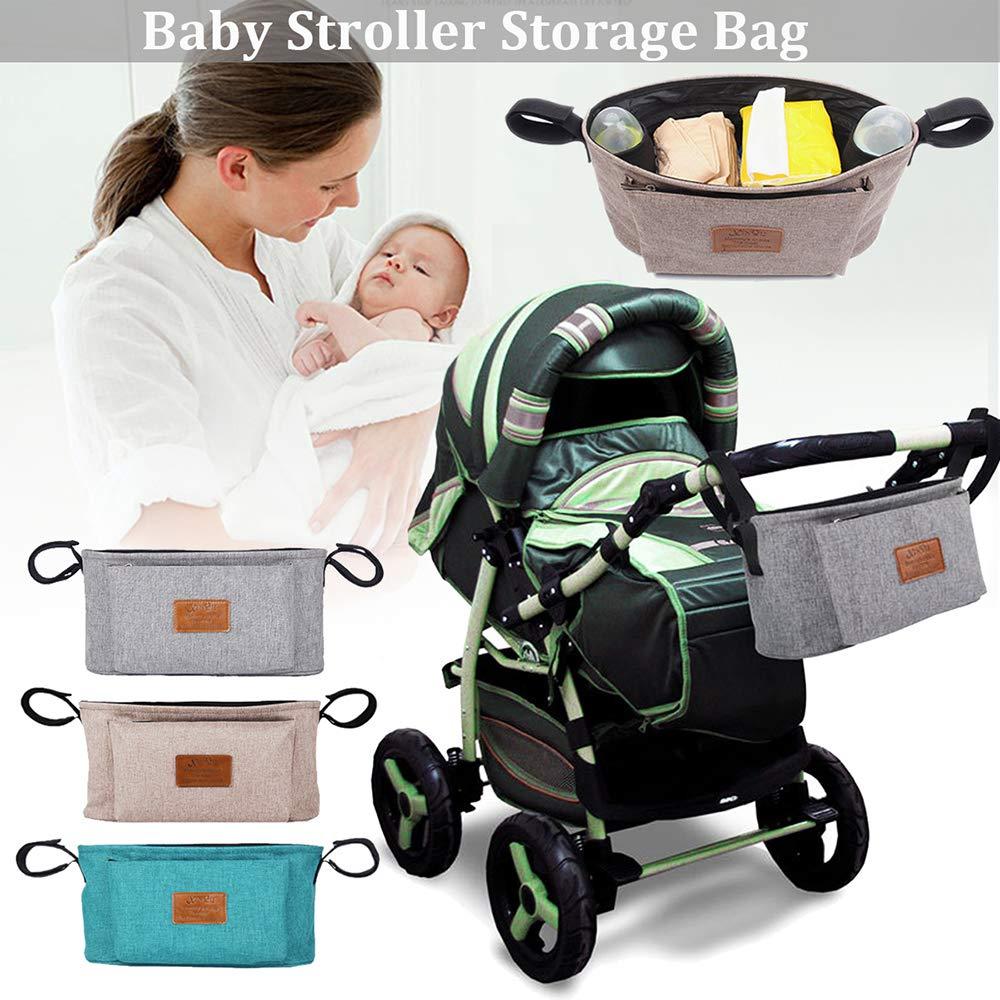 Decdeal Buggy und Kinderwagen Organizer Kinderwagentasche ...