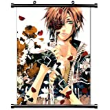 D Gray Man Anime Fabric Wall Scroll Poster (16x23) Inches. [WP]-D Gray Man- 302