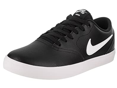 8678d1e176 Image Unavailable. Image not available for. Color  Nike Mens SB Check Solar  Black White ...