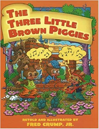 Read Three Little Brown Piggies PDF, azw (Kindle), ePub, doc, mobi