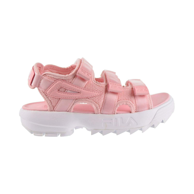 Buy Fila Disruptor Sandal Pink/Pink