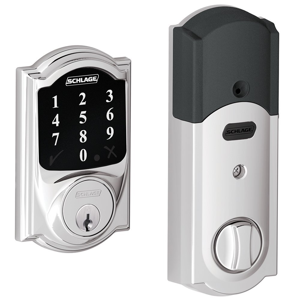 Amazon Schlage Lock Company Be468cen626 Connect Century