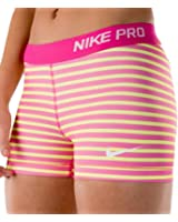 "Nike Pro 3"" Core Compression Stripe Good Women's Shorts"