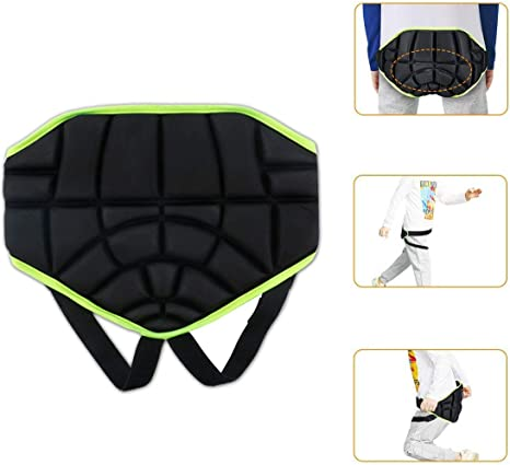 Toygogo Lightweight Knee Support Protector Pads Gear Brace Sleeves for Ice Skating