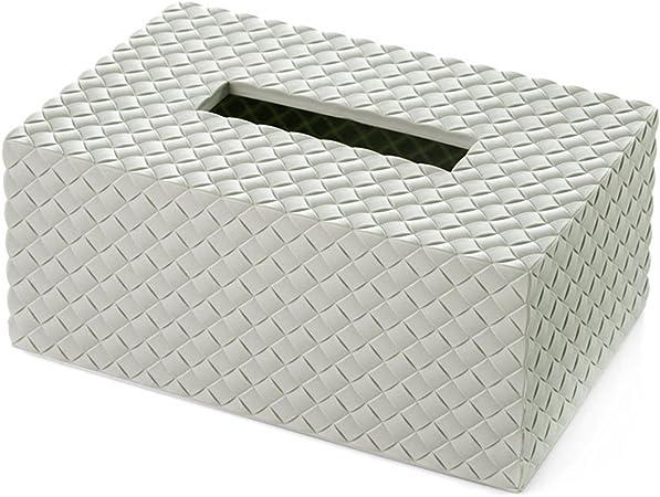 Lucky Will rectangular caja de pañuelos pañuelos caja pañuelos caja de pañuelos de papel: Amazon.es: Hogar