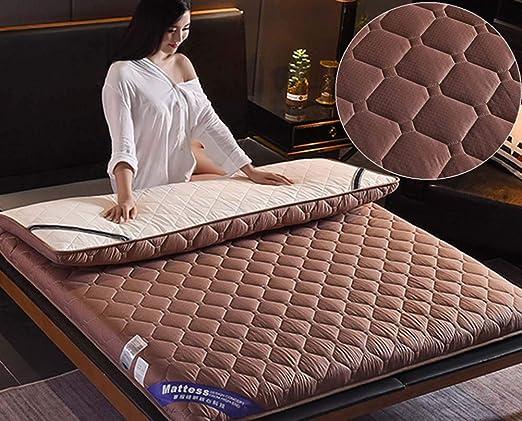 AICKERT Espesar futón Colchón 90 * 200~180 * 200cm Topper ...