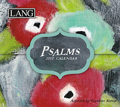 Lang 2017 365 Daily Thoughts Psalms, 3.25 x 3 inches (17991015507) (Thoughts Inspirational Christmas)