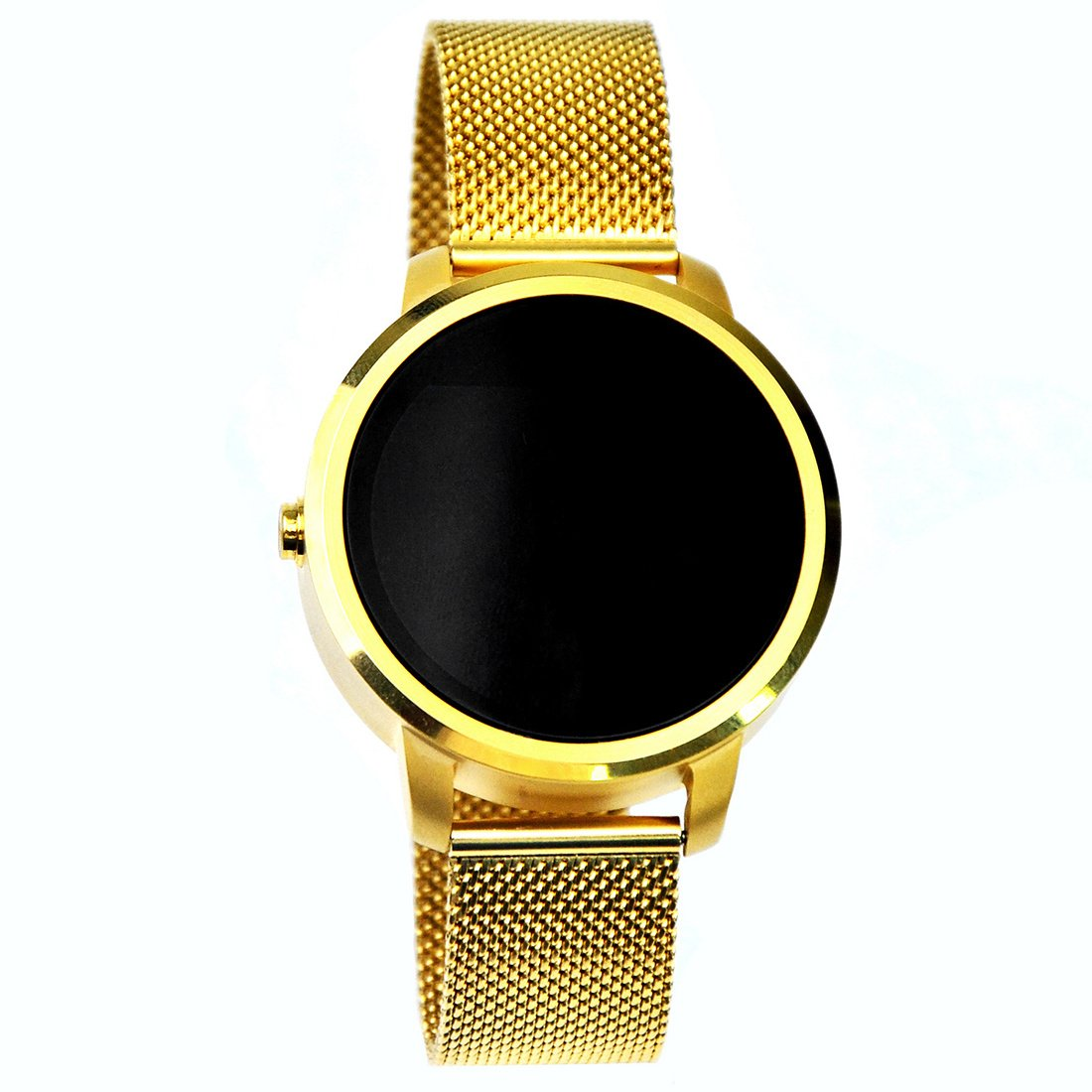 Bluetooth muñeca Smart Watch llamada Recordatorio resistente ...