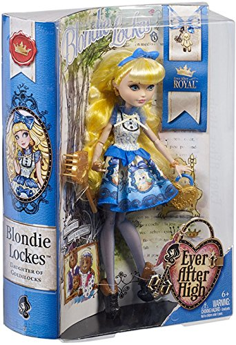 Ever After High Blondie Lockes Fashion Doll (Happily Ever After High Dolls)