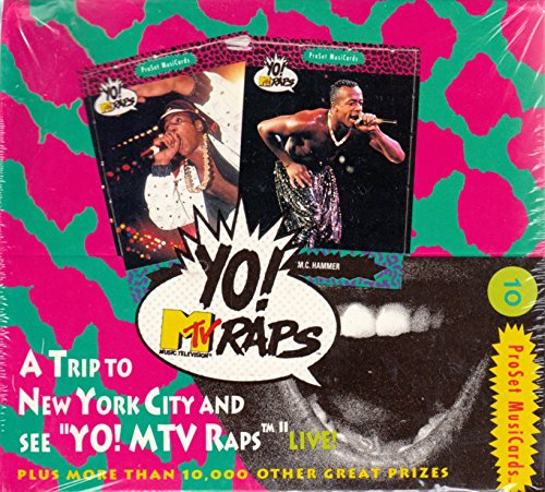 the rap pack trading cards