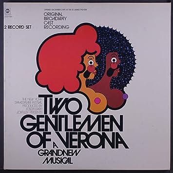 Amazon.com: two gentlemen of verona: Music