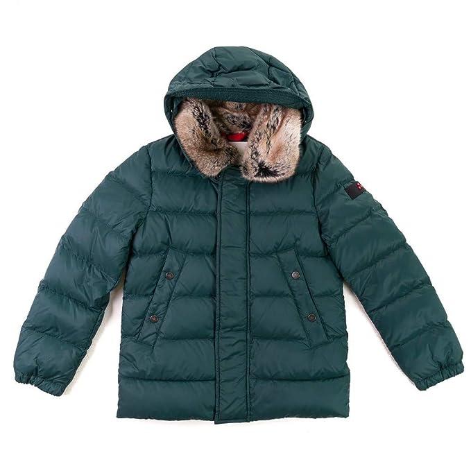 Peuterey Piumino Bimbo DUTEL Fur (12-16anni)  Amazon.it  Abbigliamento 1465dcc1be4