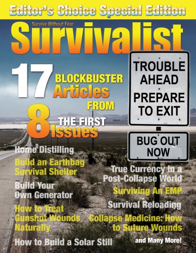 Survivalist Magazine Special Edition Editor's Choice (Robert Scott Bell)