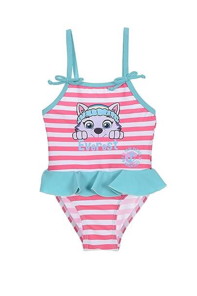 Pat  Patrouille - Bañador - para bebé niña  Amazon.es  Ropa y accesorios ce811c02d47