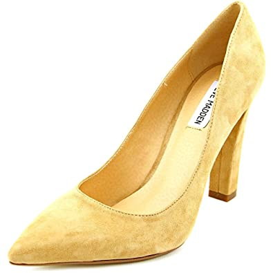 Steven by Steve Madden Local Leather Pointed Toe Pumps uR7erWe7W