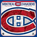 Montreal Canadiens  2018 Wall Calendar (English and French Edition)