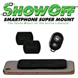 ShowOff Smartphone Super Mount... Better than a Selfie Stick or Tripod