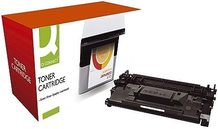 Q-CONNECT KF14551 CF226X - Tóner para Impresora láser, Color Negro ...
