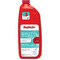 Rug Doctor Sofa and Stair Spot + Upholstery Triple Action Formula Concentrate, Deep Cleans Soft Surfaces, 32 fl oz