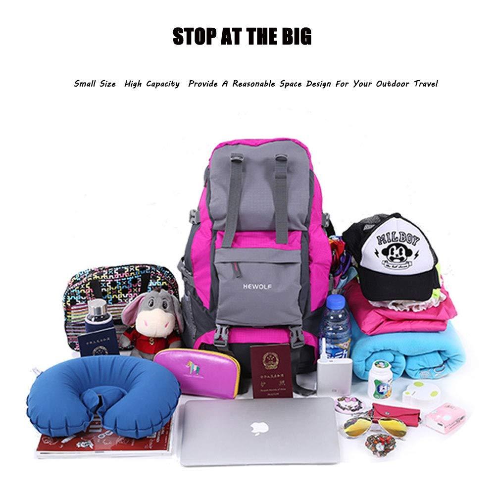 21f871792e Amazon.com   Magic sea Leisure Sports Backpack Men s and Women s Shoulders  Small Capacity Travel Bag Hiking Waterproof Rucksack 32L