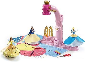 Famosa Arts & Crafts Disney proyectores Dress Your Princess - Set ...