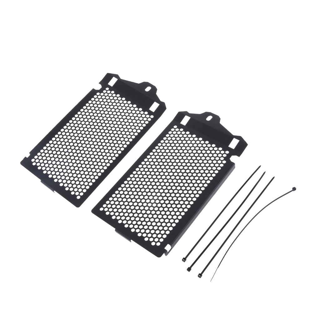 Baoblaze Radiator Cooler Grille Cover Fit BMW R1200GS GSA ADV LC 2013-2017