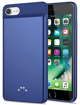 Xgody - Funda para iPhone 6/6S/7/8 (Cargador portátil, Ultra ...