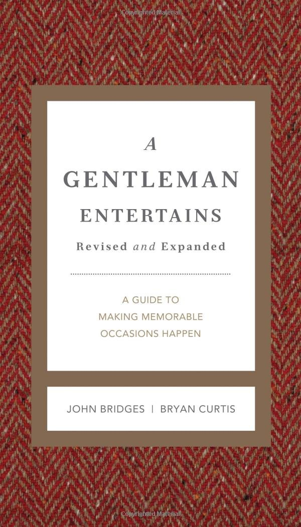 Gentleman Entertains A Rev Ed Hb Gentlemanners Amazon Co