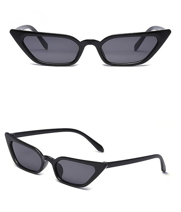 Amazon.com: W&Y YING - Gafas de sol para mujer, montura ...