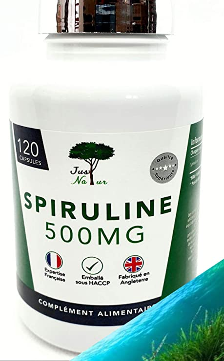 algue spiruline