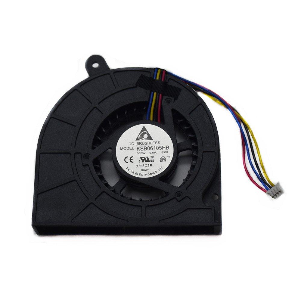 New Cpu Fan For Asus EeeBox PC EB1006 EB1007 EB1012 EB1012P EB1020 EB1021 EB1501 EB1501P EB1502 B202 CPU Cooling Fan KSB06105HB-B310