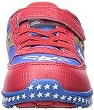 Saucony Baby Jazz Lite Sneaker, red/Blue/Superhero, 060 Medium US Toddler