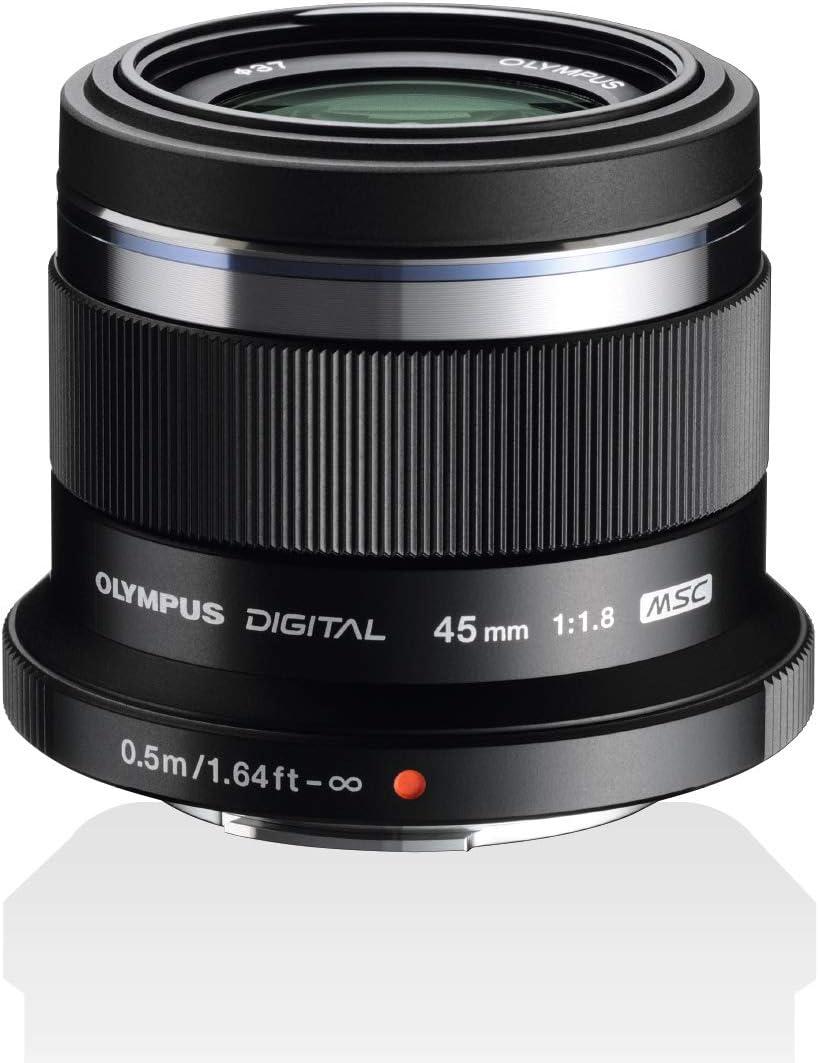 Olympus M Zuiko Digital 45mm F1 8 Objektiv Lichtstarke Kamera