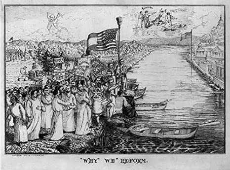 Amazon|Photo : Why We改革、タマニー・ホール、1876年、政治 ...