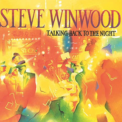 Steve Winwood - Talking Back To The Night [LP]